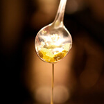 Ghee on a Spoon